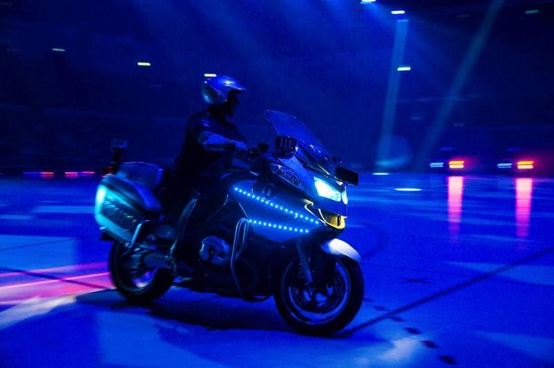 Test Polizei-Show Hamburg 2015