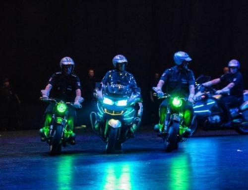 Test Polizei-Show Kiel 2015