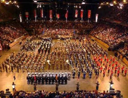 Militärmusikfestival Berlin 2004