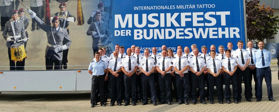 Rückblick auf das Musikfest der Bundeswehr in Düsseldorf