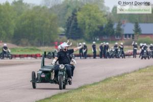 Motorradstaffel Classic Moto Days2017 01